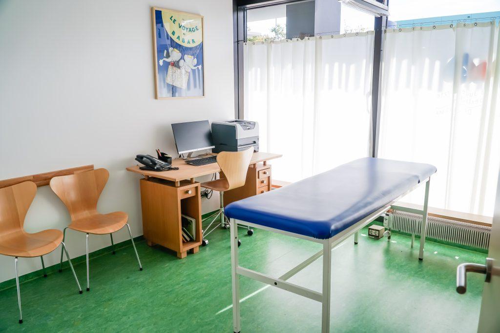 KJA Neuperlach - Behandlungszimmer